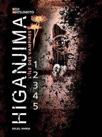 Higanjima, l'île des vampires : tomes 1 à 5 - KojiMatsumoto