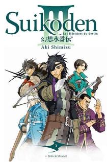 Suikoden : les héritiers du destin - AkiShimizu