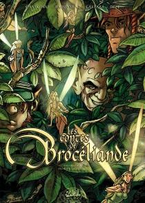 Les contes de Brocéliande - PhilippeChanoinat