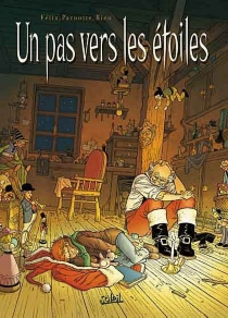 Un pas vers les étoiles - JérômeFélix