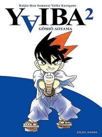 Yaiba : raijin-ken samurai Yaiba kurogane : tomes 1 et 2 - GoshoAoyama