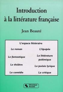 Introduction à la littérature - JeanBeauté