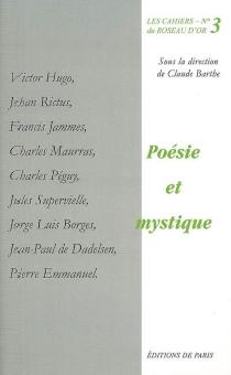 Poésie et mystique - Cercle du roseau d'or