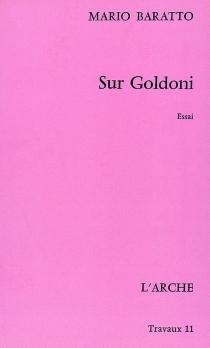 Sur Goldoni - MarioBaratto