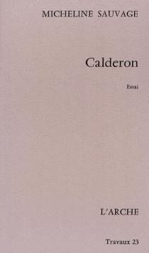 Calderon - MichelineSauvage