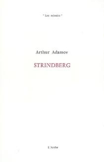 Strindberg - ArthurAdamov