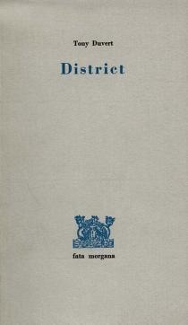 District - TonyDuvert
