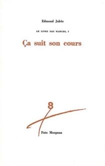 Le Livre des marges - EdmondJabès