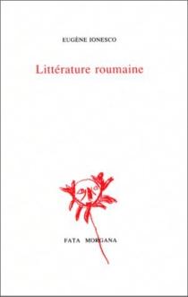 Littérature roumaine - EugèneIonesco