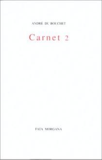 Carnet - AndréDu Bouchet