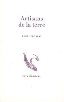 Artisans de la terre - HenriPourrat