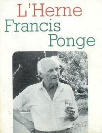 Francis Ponge -