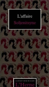 L'affaire Soljenitsyne -