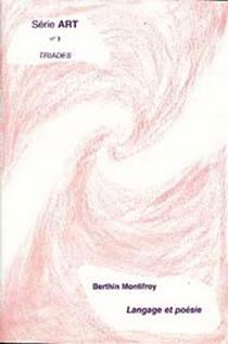Langage et poésie - BerthinMontifroy