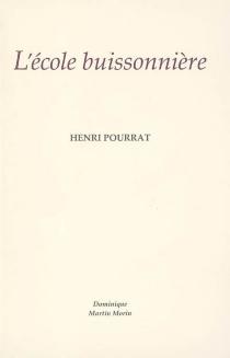L'école buissonnière - HenriPourrat