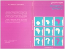 Devinettes Bambara - GérardMeyer