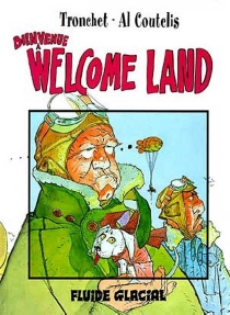 Welcome land - Alexandre Coutelis