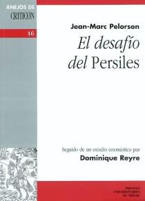 El desafio del Persiles - Jean-MarcPelorson