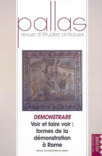 Pallas, n° 69 -