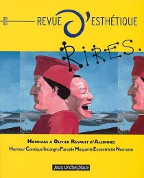 Revue d'esthétique, n° 38 -