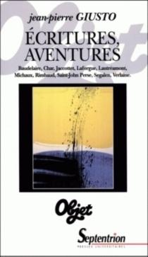 Ecritures-aventures - Jean-PierreGiusto