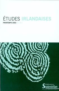 Etudes irlandaises, n° 28-1 -