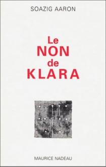Le non de Klara - SoazigAaron