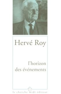 L'Horizon des événements - HervéRoy