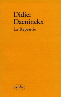 La repentie - DidierDaeninckx