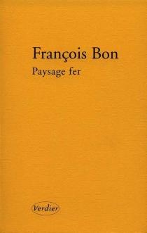 Paysage fer - FrançoisBon