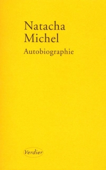 Autobiographie : approche de l'ombre : déploration à quatre voix - NatachaMichel