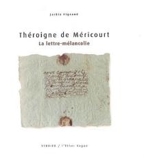 La lettre-mélancolie| Lettre adressée à Danton en 1801 -