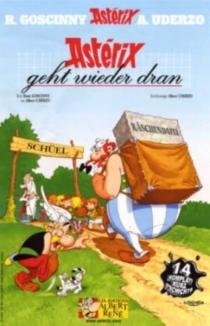 Astérix et la rentrée gauloise en langues de France - RenéGoscinny