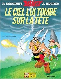 Une aventure d'Astérix - AlbertUderzo