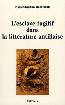 L'esclave fugitif dans la littérature antillaise : sur la déclive du morne - Marie-ChristineRochmann