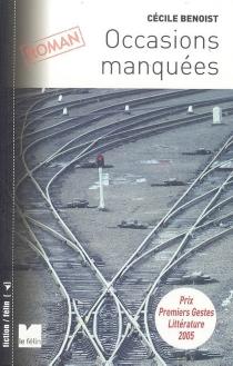 Occasions manquées - CécileBenoist