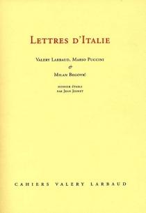 Cahiers des amis de Valery Larbaud, n° NS 1 - MilanBegovic