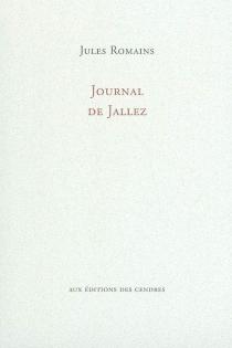 Journal de Jallez - JulesRomains