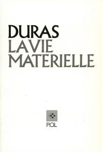 La vie matérielle - JérômeBeaujour