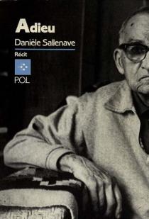 Adieu - DanièleSallenave