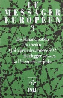 Messager européen (Le), n° 3 -