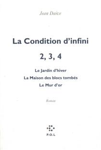 La condition d'infini - JeanDaive