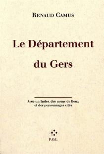 Le département du Gers - RenaudCamus