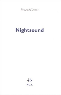 Night sound : Josef Albers| Suivi de Six players - Renaud Camus