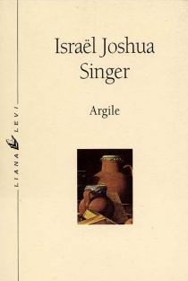 Argile - Israel JoshuaSinger