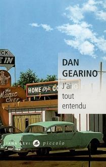 J'ai tout entendu - G. DanGearino