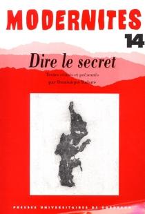 Modernités, n° 14 -