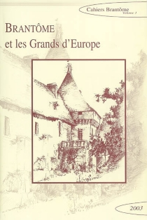 Cahiers Brantôme, n° 1 -