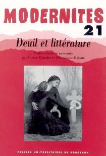 Modernités, n° 21 -