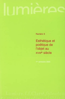 Lumières, n° 5 -